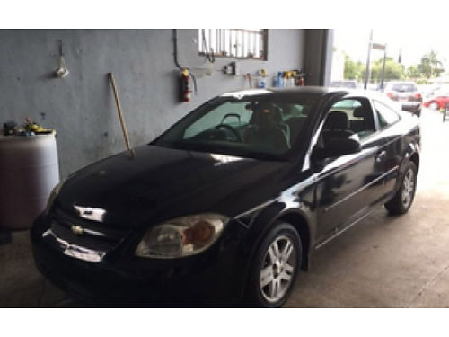 2005 CHEVROLET COBALT AC All Power Automatic We Finance Everyone Buy Here Pay Here 877 210-64