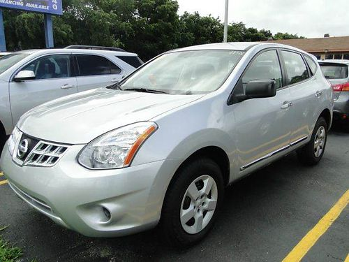 2013 NISSAN ROGUE All Power Automatic Fully Loaded 13k Miles Buy Here Pay Here Everybodys Appr