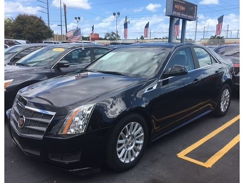 2011 CADILLAC CTS Alloys Automatic Fully Loaded Leather Buy Here Pay Here Everybodys Approved