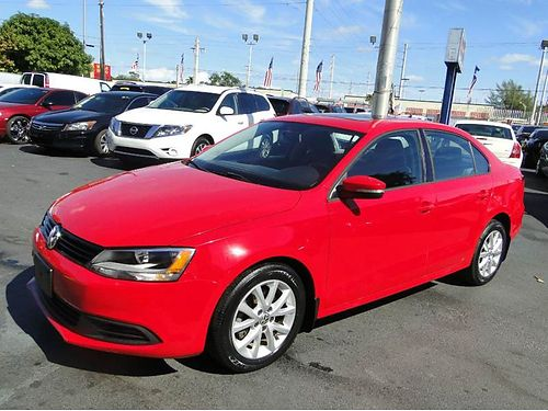 2012 VW JETTA SE All Power Alloys Automatic Buy Here Pay Here Everybodys Approved 305 710-50