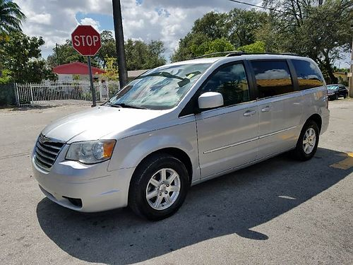 2009 CHRYSLER TOWN  COUNTRY 3rd Row Seating AC Automatic 888 618-7602  6495