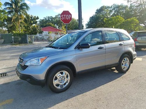 2007 HONDA CRV AC All Power Automatic 888 618-7602  7195