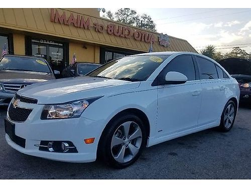2011 CHEVY CRUZE AC All Power Automatic Buy Here Pay Here Clean Carfax Warranty Available 888