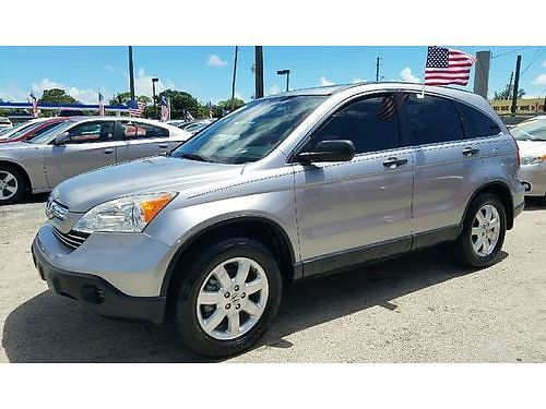2007 HONDA CR-V AC All Power Automatic Fully Loaded Buy Here Pay Here Clean Carfax Warranty Av