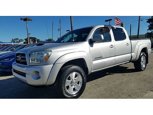 2007 TOYOTA TACOMA All Power Alloys Automatic Bedliner Buy Here Pay Here Clean Carfax Warranty