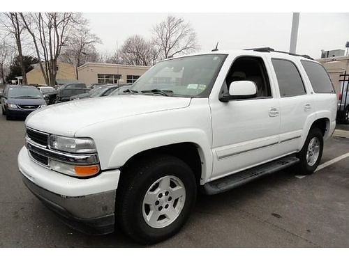 2005 CHEVROLET TAHOE 3rd Row Seating AC Automatic Buy Here Pay Here We Finance Everyone 877 2