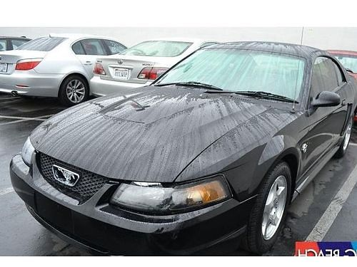 2004 FORD MUSTANG 5 Speeds AC All Power Buy Here Pay Here We Finance Everyone 877 210-6400