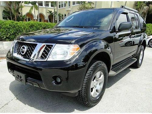 2011 NISSAN PATHFINDER AC All Power Alloys Automatic Extra Clean 305 710-5096  11895