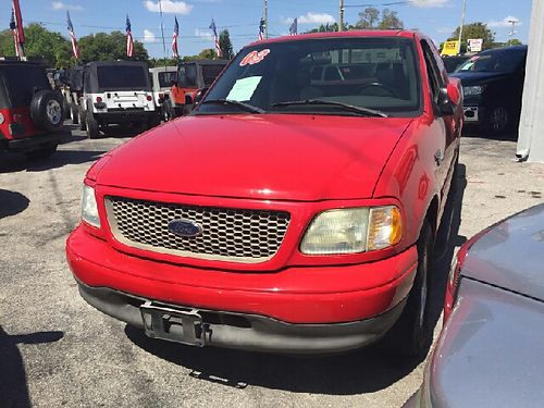 2003 FORD F-150 XLT AC All Power Super Cab 2 To Choose Styleside LB 130k Miles Buy Here Pay H