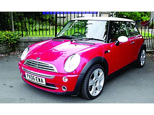 2006 MINI COOPER AC All Power Alloys Automatic Everyones Approved 888-634-6144  5695
