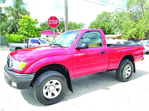 2004 TOYOTA TACOMA PRE RUNNER AC All Power Automatic Bedliner 888 618-7602  4595