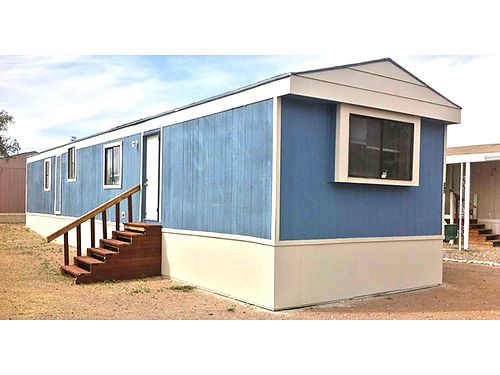 Beautiful 2BR Mobile Home Near Casino Del Sol 2BR2BA 14x68 1987 CAVCO Mobile Home available at Bl