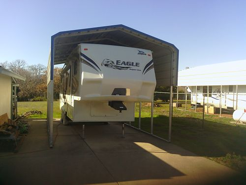 ALL METAL BUILDINGS ALL SIZES Now Offering Light Guage Buildings Carports And RV Covers Less Cos