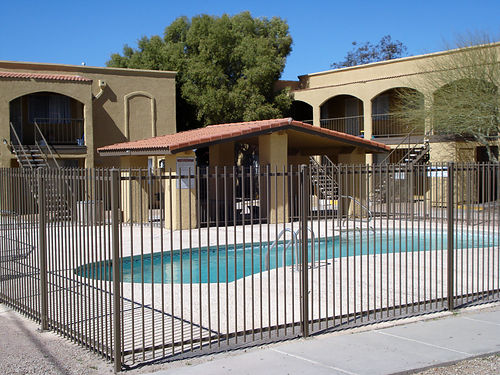 Santa Cruz River Apartments 99 Move-In 1-Bedroom 440mo 2-Bedroom 560mo  Pool and Ramada