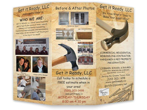GET IT READY Remodeling Contractor Renovation Home Improvements We Look Forward To Working With You