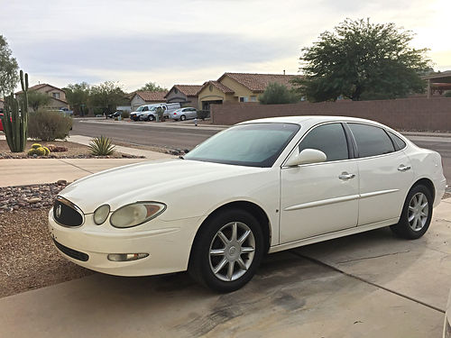 2006 BUICK LACROSSE AC 150Kmi Clean Inside  Out Runs Great Like New Tires 3200 520 360-