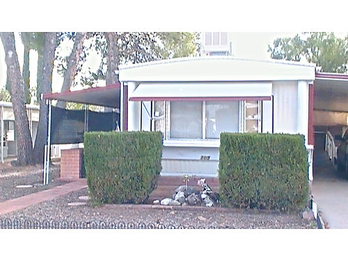 MOBILE HOME 2-BR 2-BA 14 X 64 Located In 55 Park Nice Home With Screened Patio New Refrig