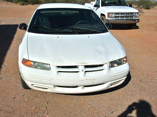 2000 DODGE STRATUS SE165409 miles 24L 4cyl AT runs  drives good new output solenoid clean