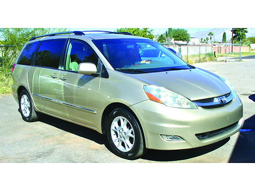 2006 TOYOTA Sienna Limited must see to appreciate Only 5995