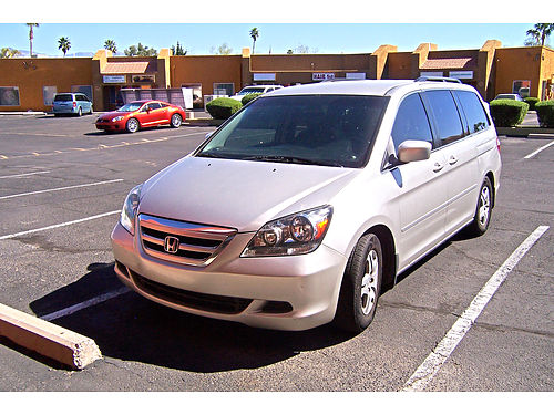 2007 HONDA ODYSSEY 111K miles cold AC quad seats excellent shape well taken care of 520-304-6