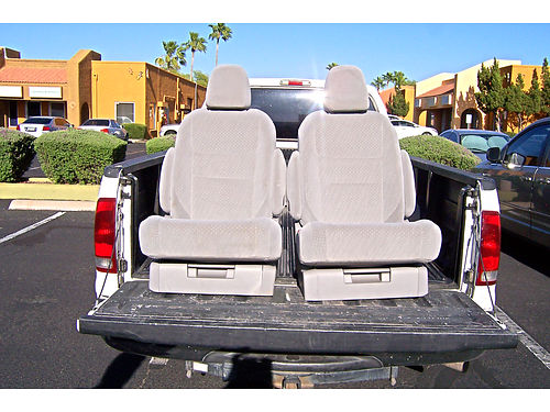 BUCKET SEATS Brand New Made In USA Gray  Beautiful Fits Many Models With Universal Mounting Rai