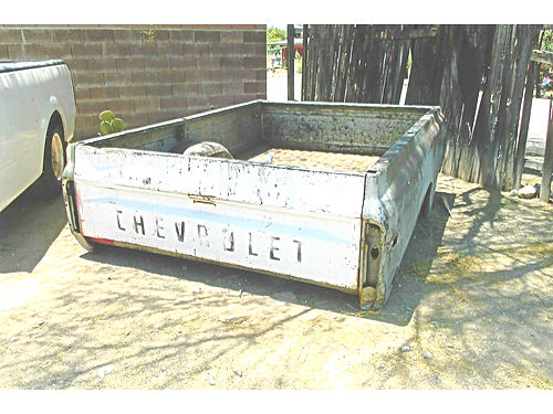 CHEVY PICKUP BED for longbed truck great for utility trailer 150 OBO