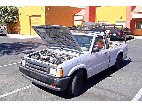 1988 MAZDA pickup completely rebuilt 22L engine  carburetor by machine shop 5-speed manual trans