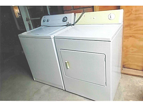 ELECTRIC WASHERDRYER perfect condition 300 Call Joey or George at