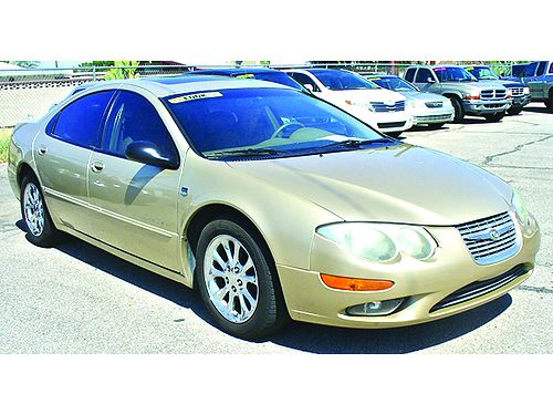2000 CHRYSLER 300M 1 owner well maintained super clean Only 2995