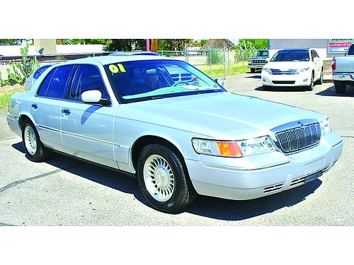 2001 MERCURY Grand Marquis LS 120K miles loaded immaculate condition 3995