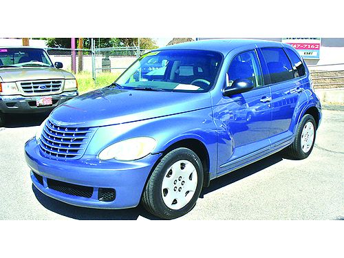 2007 CHRYSLER PT Cruiser Touring excellent condition 98K miles 4195