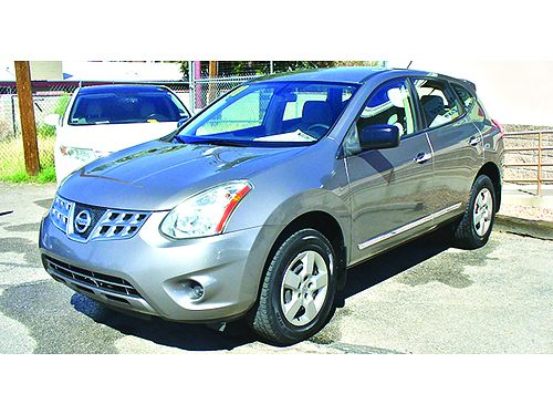 2011 NISSAN Rogue S 4cyl AT with power pack extra clean  nice priced to sell 6995