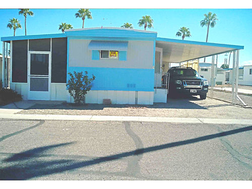 2-Bedroom 1 Bath 1972 Whitt Mobile Home Office Screened Porch Carport 2 Sheds Located In 55 P