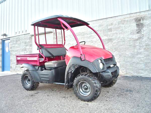 2008 KAWASAKI mule 610 side-by-side 4x4 not running clear Arizona title 2400 Free Delivery in