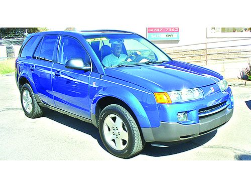 2004 SATURN Vue V6 AT super nice only 118 K miles 3495