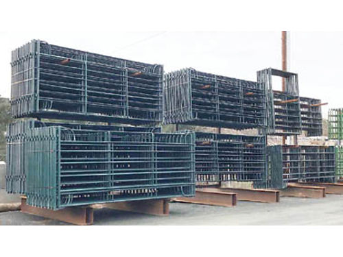 LIVESTOCK PANELS - 10 panels 8 Rail 87 12 panels 8 Rail 95 Paso Robles Delivery Available