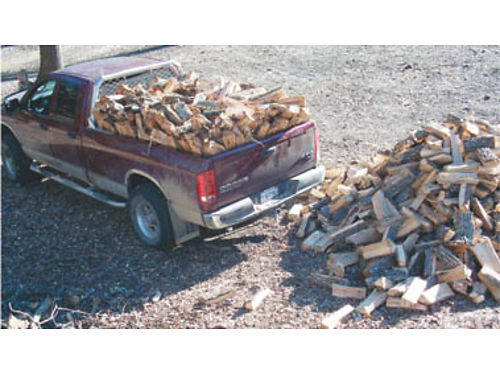 RED OR WHITE OAK BBQFIREWOOD - 300cord Seasoned All sizes Great for BBQ Half Cords 175 Fre