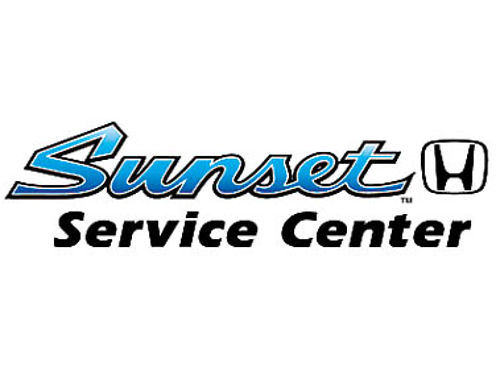 1200 OFF OIL  FILTER CHANGE Call for details Sunset Service Center 4850 El Camino Real Atasca