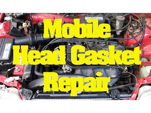HEAD GASKET REPAIR FALL SPECIAL- Call for details Serving San Luis Obispo Monterey Kern Fresno