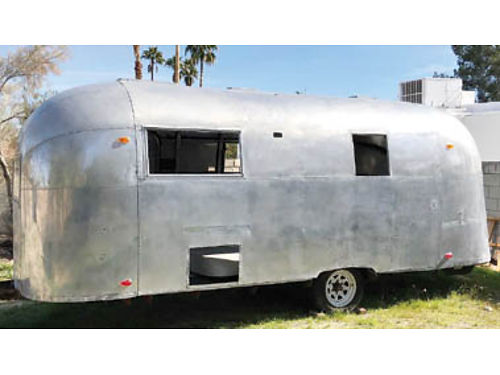 WANTED Dead Or Alive - Old trailers or campers 1960s and earlier call 805-234-2563