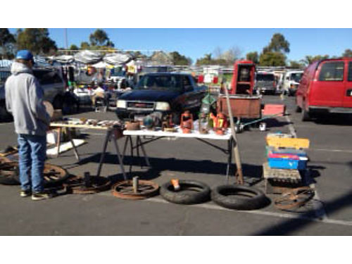 GARAGE SELLERS Nipomo Swapmeet is offering free Saturday selling spaces for Ya