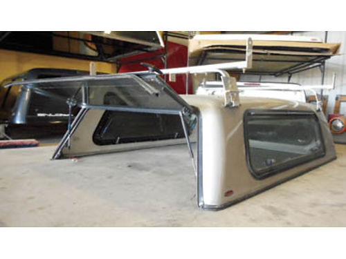 ARROW SHELL - Fits 2007 Chevy Colorado 6-12ft bed with lumber racks 350 Call LINE-X for details