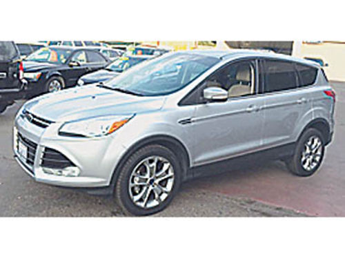 2013 FORD ESCAPE Nice reliable SUV One owner A95406 13995 SBCARCO 1001 West Main Street Sa