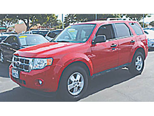 2010 FORD ESCAPE XLT Must see  drive One owner loaded 0610040779 9995 SBCARCO 1001 West Ma