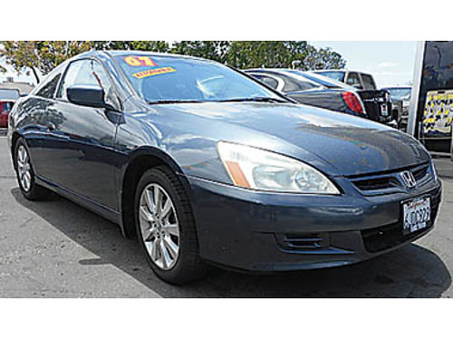 2007 HONDA ACCORD EX-L Loaded 8495 U2223003555 Only at FAMILY MOTORS Santa Maria 805-347-76
