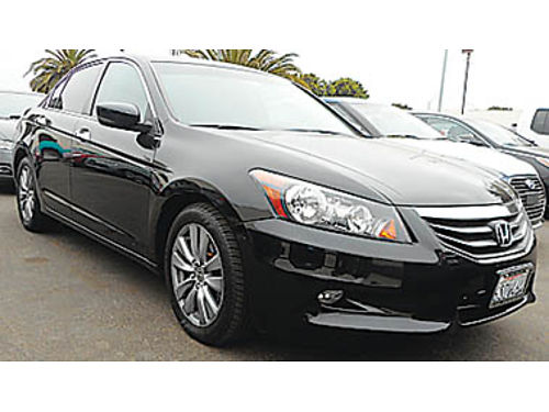 2011 HONDA ACCORD EX V6 moonroof leather 13995 P1777029737 Only at WINN HYUNDAI of Santa M