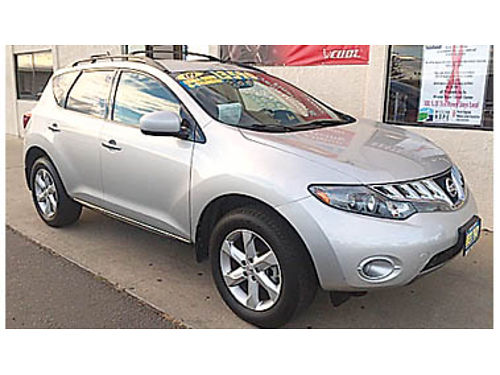 2009 NISSAN MURANO SL Hurry 13590 7244007502 BEST BUY AUTO SALES over 100 cars in stock S