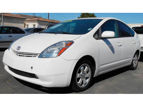 2009 TOYOTA PRIUS hatchback 4cyl hybrid AT FWD CD spoiler alloys 6995 077086654 SBCARCO