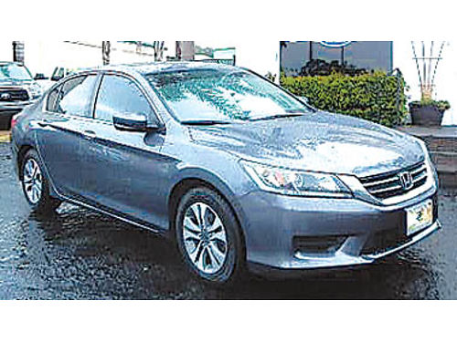 2013 HONDA ACCORD LX Gas sipper backup camera Priced to sell 13995 8772257465 CENTRAL COAS