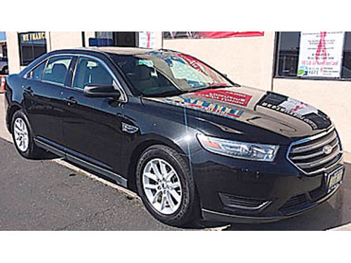 2014 FORD TAURUS SE One owner local trade 11992 7318130003 BEST BUY AUTO SALES over 100 ca